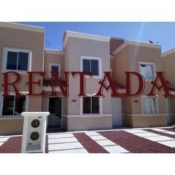 """Se renta bonita casa en """"Fracc. Viñedos"""" al sur de Pachuca, Hidalgo"""