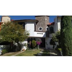 Casa amueblada en renta en Fracc. Arboledas de San Javier, Pachuca, Hgo.
